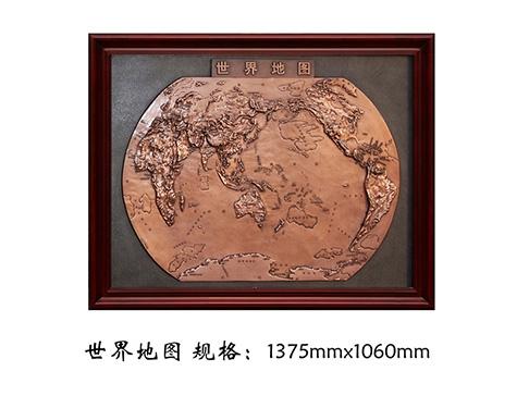 FD019B 世界地图
