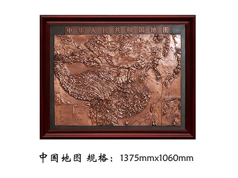 FD019B 中国地图